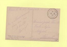 Armee D´Orient - Tresor Et Postes 525 - 26-9-1917 - Cpa Taranto - 1877-1920: Semi-moderne Periode