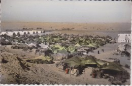 Aaiun Poblado Nomada  Sahara Español - Sahara Occidental