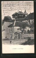 CPA Rans, Le Village, Le Château Au Dernier Plan - Unclassified