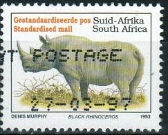 1993 Sud Africa - Fauna Della Savana - Usati