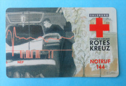 RED CROSS - Salzburg ( Austria Rare Card ) * Croix Rouge Rotes Kreuz Cruz Roja Croce Rossa Cruz Vermelha - Organizations