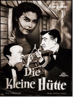 """Illustrierte Film-Bühne  -  """"Die Kleine Hütte""""  -  Mit Ava Gardner  -  Filmprogramm Nr. 3948 Von Ca. 1958 - Magazines"""