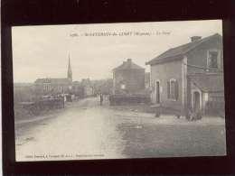 53 St Saturnin Du Limet La Gare édit. Drouard N° 2786 Passage à Niveau Chemin De Fer Train - Altri Comuni