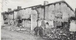 LEYR - 54 - GUERRE 1914-1915  - Bombardement Du 2 Au 7 Sept 1914 - Avenue De La Gare - ENCH** - - Other Municipalities