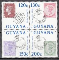 Guyana     Scott No.  713    Mnh      Year  1983 - Guyana (1966-...)