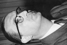 Photo  De Presse -   M.  PIERRE CHATENET  Nouveau Président De  EURATOM  En 1961 - Geïdentificeerde Personen