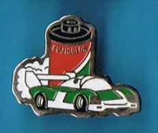 PIN´S //  ** PORSCHE 956 * (1982) * PELLICULE FUGICOLOR ** - Porsche