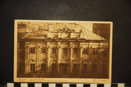 CP, Pologne, VARSOVIE Palais Blacha Du Prince Joseph Poniatowski   Edition J Bulhak RARE - Polen