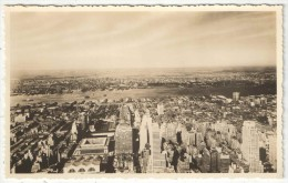 West View From The Empire State Building, New York - Multi-vues, Vues Panoramiques
