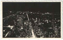 North View From Empire State Building, New York At Night - Multi-vues, Vues Panoramiques