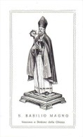 SANTINO S. BASILIO MAGNO - Imágenes Religiosas