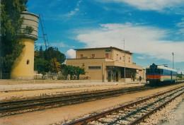 ISPICA (RAGUSA) - STAZIONE FERROVIARIA ALN 668 1547 - Ragusa