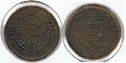 MARRUECOS FRANCIA 50  FRANCS 1371  F1 - Marruecos