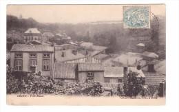 54 Briey Ville Basse Cachet 1905 - Briey