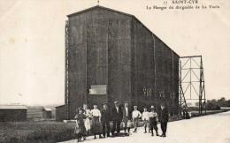 SAINT CYR  Le Hangar Du Dirigeable De La Vaulx - St. Cyr L'Ecole