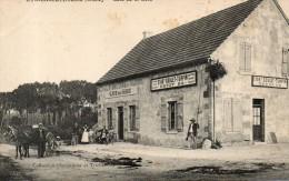 CYS LA COMMUNE CAFE DE LA GARE - Autres Communes