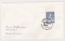 Denmark, 1983, Badminton, World Championship, Special Cancellation, Kobenhavn, 13-6-87 - Badminton
