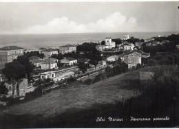 Abruzzo-teramo-silvi Marina Stazione Ferroviaria Parziale Veduta Panorama Parziale Silvi Marina - Italia