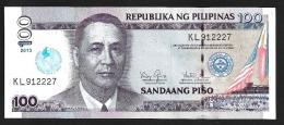 PHILIPPINES (FILIPPINE) : 100 Piso - Pnew - 2013 - Commemorative IGLESIA-CRISTO - UNC - Philippines