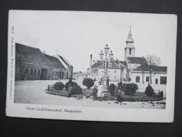 AK GROSS ENZERSDORF B.Gänserndorf 1915  /// D*16772 - Gänserndorf