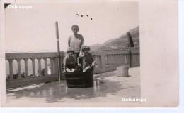 """Trieste - Barcola   """"Foto """"   Formato Cartolina  Cm 13,4 X Cm 7,6 - Anonyme Personen"""