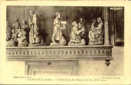 Chaource - L' Adoration Des Mages - Créche - Chaource