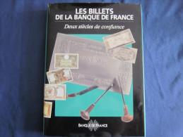 LES BILLETS DE LA BANQUE DE FRANCE 1994 ET SON FASCICULE - Books & Software