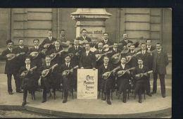 NANCY - Cercle Mandoliniste Lorrain 1912 - Recto Verso - Nancy