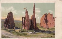 Colorado Cathedral Spires Garden Of The Gods