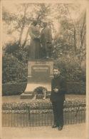 ALLEMAGNE - KOELN - Belle Carte Photo Statue De ADOLF KOLPING , Prêtre Catholique Allemand Né à KERPEN En 1863 - Koeln