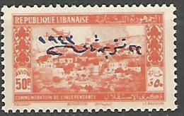 GRAND LIBAN PA N� 92  NEUF** LUXE SANS CHARNIERE  / MNN