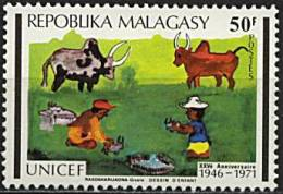 Madagascar, n� 495** Y et T