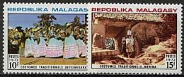Madagascar, n� 513 � n� 514** Y et T