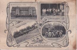 AK Gru� aus Alten-Grabow - Militaria - Patriotika - Feldpost - 1917 (16028)
