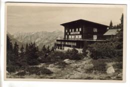 "CPSM SCHWAZ I. TYROL (Autriche-Tyrol) - 1lpengasthof ""GAMSSTEIN"" - Schwaz"