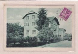 BAINS-LES-BAINS - 88 - COMMERCES - HOTELS-RESTAURANTS - HOTEL BEAUSEJOUR - TOUT CONFORT-CUISINE SOIGNEE - Bains Les Bains