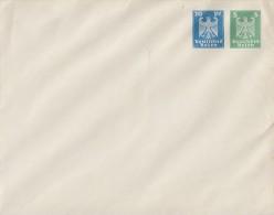 DR Privat-Ganzsachen-Umschlag Minr.PU99 Postfrisch - Deutschland