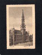 54753   Belgio,  Bruxelles,  Hotel  De Ville,  VG  1935 - Monumenti, Edifici
