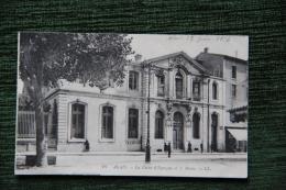 ALAIS ( ALES ) - La Caisse D'Epargne Et Le Musée - Alès