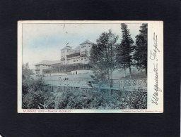 54763  Nuova Zelanda,  Murray Bay,  Manoir Richelieu,  VG  1904 - Nuova Zelanda