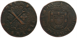 X Reais - D. João III (1521-1557 AD) Portugal - Portugal