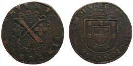 X Reais - D. João III (1521-1557 AD) Portugal - Portogallo