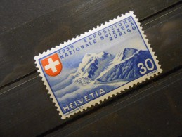 CH ZNr.227  30C**  Esposizione Nazionale Svizzera  1939 - Switzerland