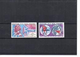 Madagascar YT PA 137-138 XX/MNH