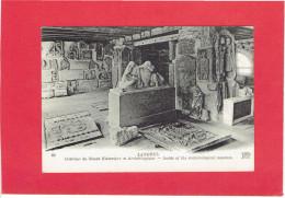 LANGRES MUSEE HISTORIQUE ET ARCHEOLOGIQUE CARTE EN TRES BON ETAT - Langres