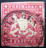 WURTEMBERG                 N° 14              OBLITERE - Wurttemberg