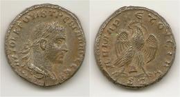 TREBONIANO GALO  251/253 A.C.  UN TEDRADRACMA PARA ANTIOQUÍA   NL360 - 5. The Military Crisis (235 AD To 284 AD)