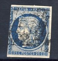 TIMBRE CERES  *  N°4   AVEC OU SANS CHARNIERE   .VOIR RECTO VERSO - 1871-1875 Cérès