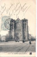 ROANNE  église Saint Louis TTB - Roanne