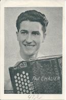 PAUL  CHALIER - Musique Et Musiciens